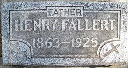 Henry Fallert
