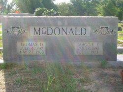 Thomas Duncan McDonald