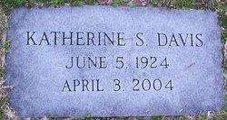 Katherine Frances <i>Stanley</i> Davis