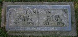 Jerusha <i>Gibson</i> Bankson