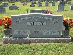 Audrey Mae <i>Graham</i> Alley