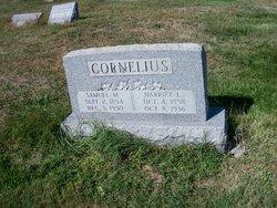 Mary Harriett <i>Kocher</i> Cornelius