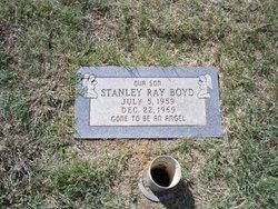 Stanley Ray Boyd