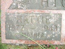 Hattie <i>Raul</i> Hicks
