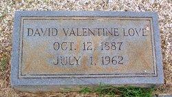 David Valentine Love