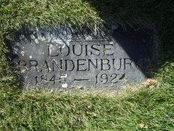 Louise <i>Garske</i> Brandenburg