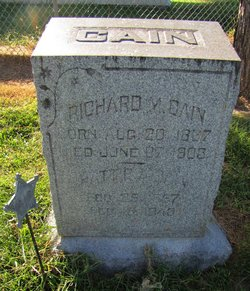 Richard M Cain
