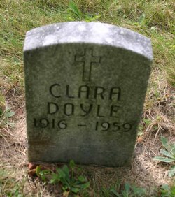 Clara Ethel <i>Weller</i> Doyle