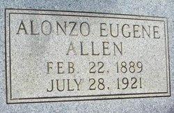 Alonzo Eugene Allen