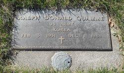 Ralph Donald Quamme