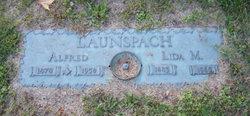 Lida M <i>Hall</i> Launspach