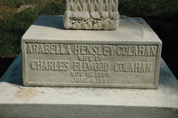 Arabella <i>Hensley</i> Colahan