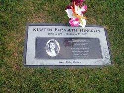 Kirsten Elizabeth Hinckley
