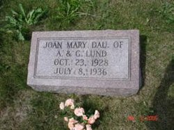 Joan Mary Lund