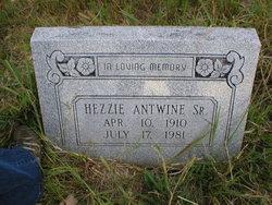 Hezzie Antwine, Sr