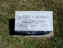 Charity <i>Boring</i> Abernathey