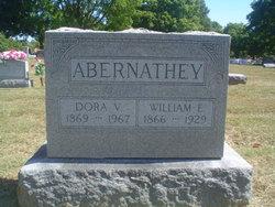 Dora V. <i>Smith</i> Abernathey