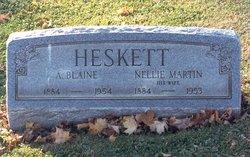Arthur Blaine Heskett