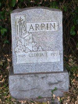Gloria F Arpin