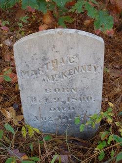 Martha C. McKenney