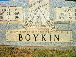 Alva B. Boykin