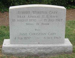Jane <i>Christian</i> Cary