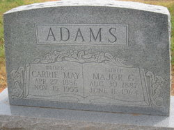 Carrie May Adams