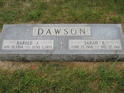 Harold J. Dawson