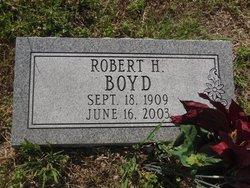 Robert H Boyd