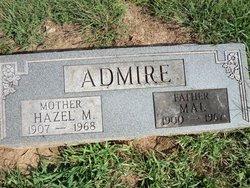 Hazel M. Admire