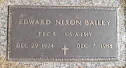 Corp Edward Nixon Bailey