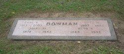Mary <i>Morehous</i> Bowman