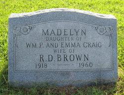 Madelyn <i>Craig</i> Brown