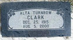 Alta Turnbow Clark Gee