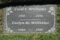 Evelyn Maurine <i>Rockwell</i> Williams