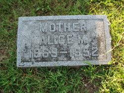 Alice M. <i>Smith</i> Beven