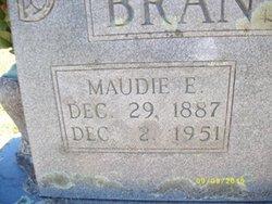Maudie Emma <i>Bolt</i> Branscome