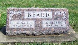 Anna J Beard