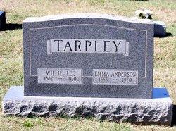 Willie Lee Tarpley