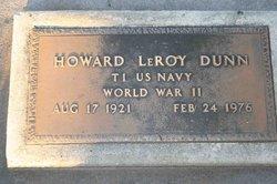 Howard Leroy Dunn