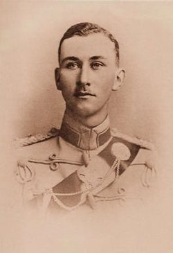 Lieut William Arthur McRae Bruce
