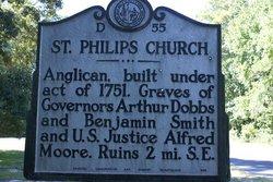 Saint Philip's Episcopal Church Cemetery