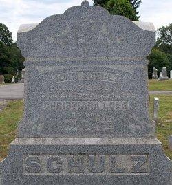 Christiana <i>Long</i> Schulz