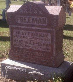 Rev Riley Freeman