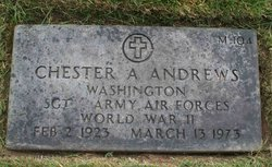 Chester A Andrews