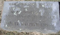 Margaret Love <i>Walker</i> Parish