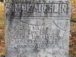 Mary Lydia Virginia <i>Rusmisel</i> McLaughlin