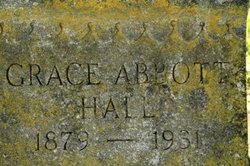 Grace <i>Abbott</i> Hall