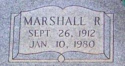 Marshall Roland Baucom