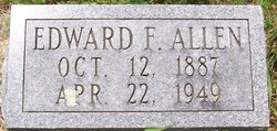 Edward Andrew Franklin Allen